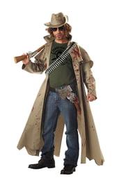 Костюм охотника на зомби