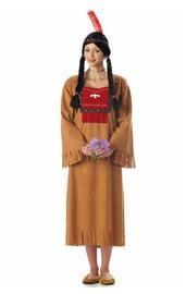 Костюм доброй девушки индейца