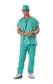 Костюм доброго врача