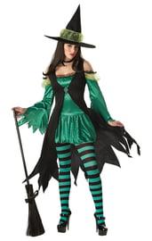 Костюм изумрудной ведьмы