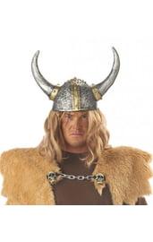 Шлем воина-викинга