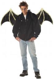 Крылья вампира костяные