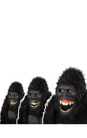 Маска гориллы