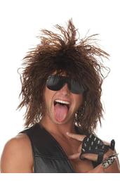 Парик рок-музыканта