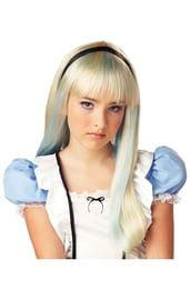 Подростковый парик Алисы