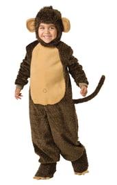 Костюм обезьянки детский
