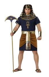 Костюм грозного фараона XXL