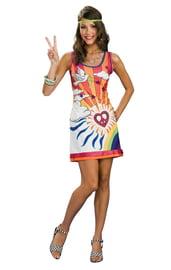 Платье хиппи