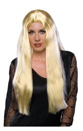 Парик чарующей ведьмы блондинки