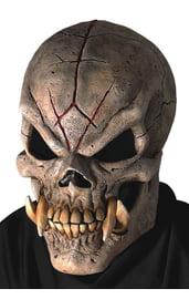 Маска кошмарного черепа