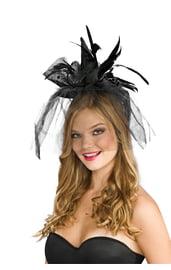 Мини-шляпка ведьмы