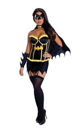 Корсетный костюм Бэтвумен