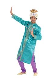 Костюм индийского актера-звезды аква