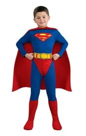 Костюм ребенка супермена