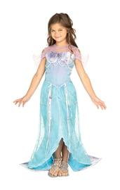 Детский костюм русалочки-принцессы