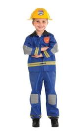 Детский костюм пожарника