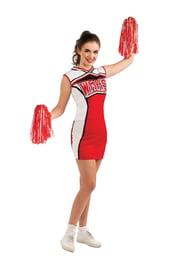 Костюм болельщицы из Glee