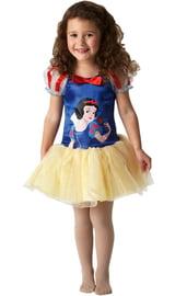 Детский костюм белоснежки балерины