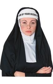 Костюм кроткой монашки