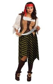 Костюм любимицы пиратов XL