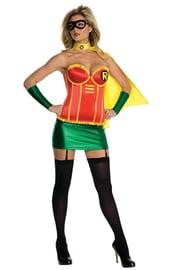 Корсетный костюм Робин