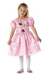 Классическое платье девочки Минни Маус