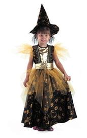Костюм золотой ведьмочки