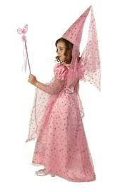 Детский костюм Волшебной Феи розовый