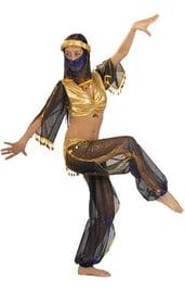 Детский костюм восточной принцессы