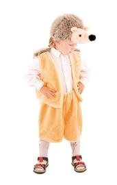 Детский костюм пушистого Ёжика