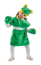 Детский костюм лягушки Ква