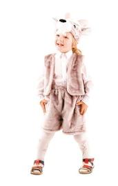 Детский костюм серенького козлика
