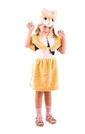 Детский костюм озорной кошечки