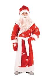 Костюм Деда Мороза детский