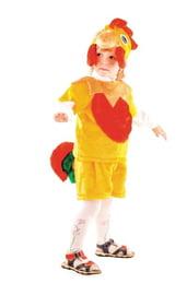 Детский костюм жёлтого цыплёнка