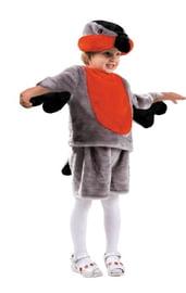 Детский костюм снегирька