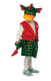 Детский костюм дракошки