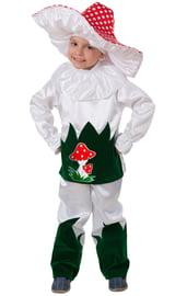 Детский костюм Мухомора грибочка