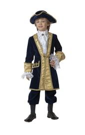 Детский костюм Петра Великого