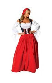 Костюм мисс из Швейцарии