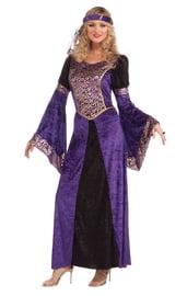 Костюм средневековой девы