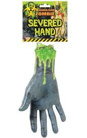 Пугающая рука
