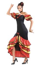 Костюм испанской танцовщицы