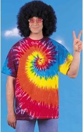 Разноцветная футболка