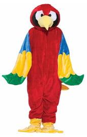 Роскошный костюм попугая-талисмана