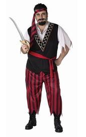 Костюм крупного пирата