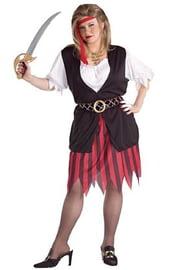 Костюм пиратки XL