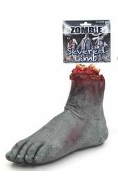 Серая нога зомби