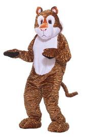 Костюм-талисман тигра