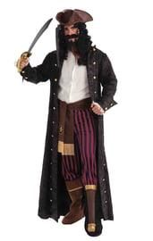 Кожаный плащ пирата